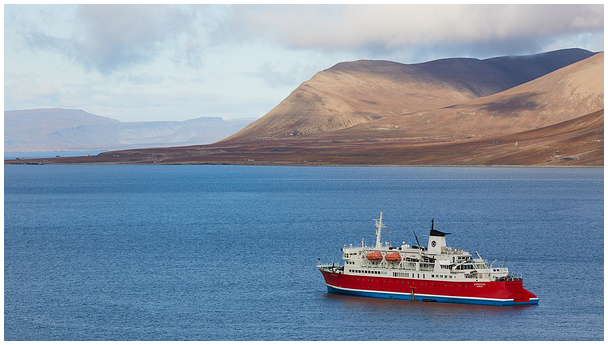 MS Expedition, Svalbard
