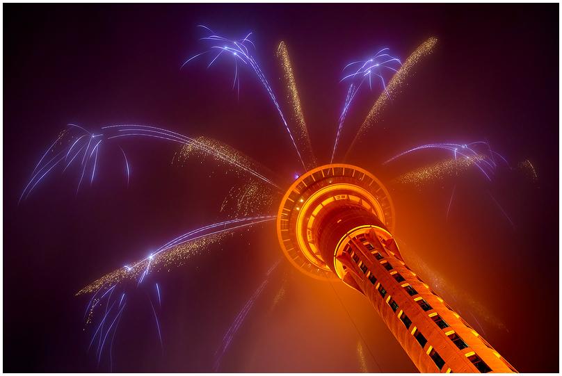 Aminus3 Featured photo Ilutulestik Aucklandis / Fireworks in Auckland | 4 January 2020