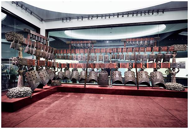 Bianzhong in Wuhan