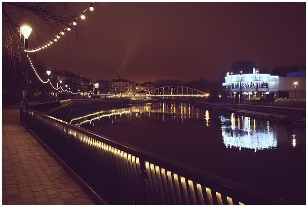 Õhtu Tartus / Evening in Tartu