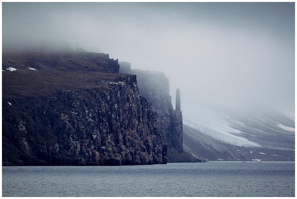 Alkefjellet, Teravmäed