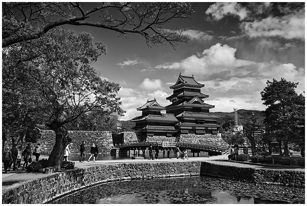 Matsumoto loss / Matsumoto Castle, Japan