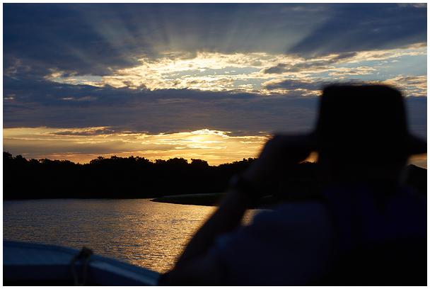 Õhtu jõel
