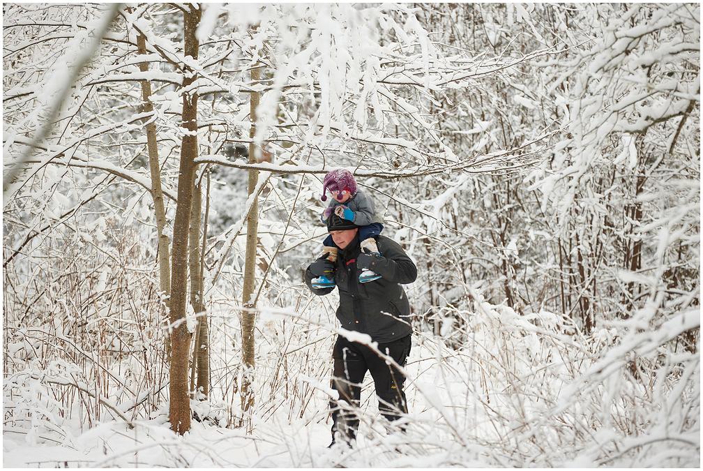 Karula rahvuspark talvel