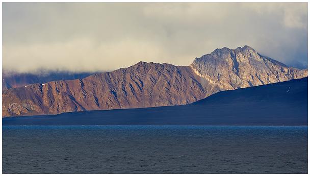 Svalbard coast