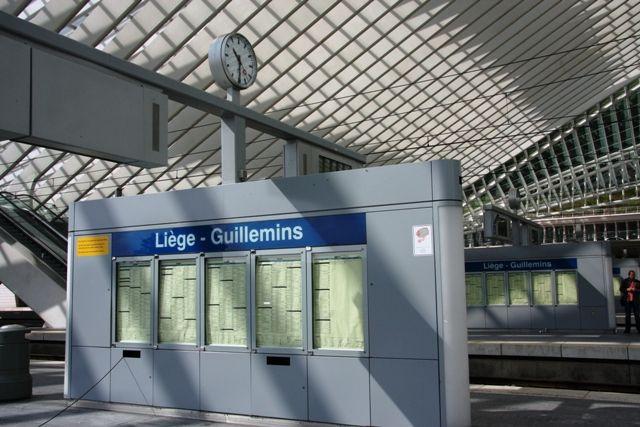 Luik - Guillemins 09