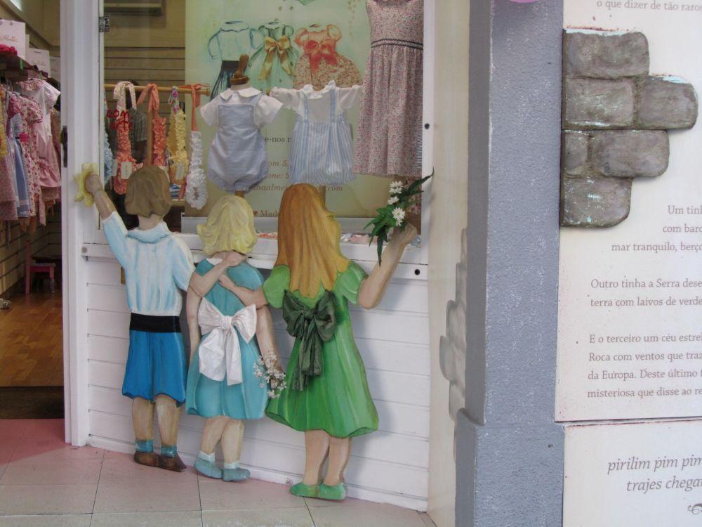 Popular store