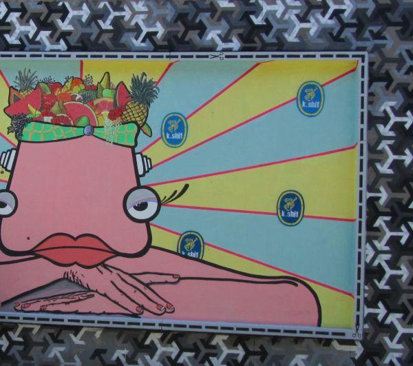 Street art in Mechelen 01
