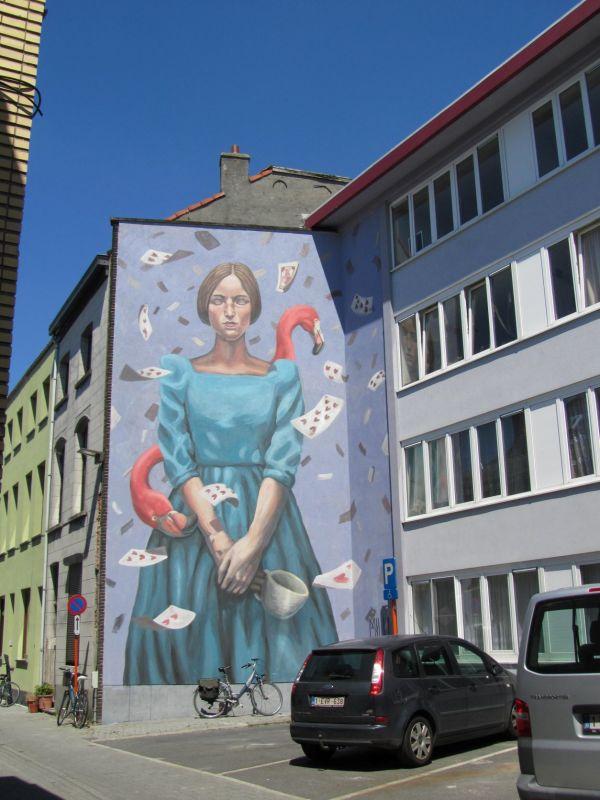 Street art in Mechelen 08