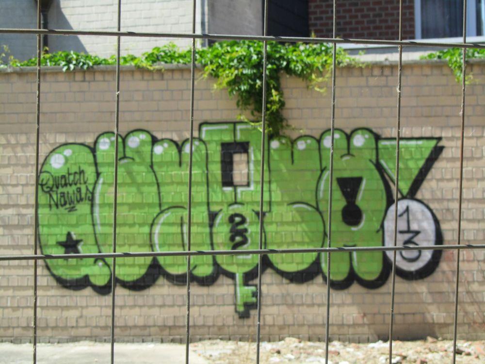 Street art in Mechelen 10