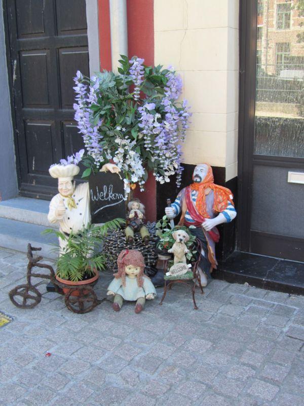 Street art in Mechelen 14