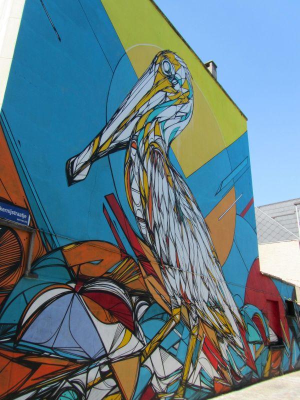 Street art in Mechelen 16