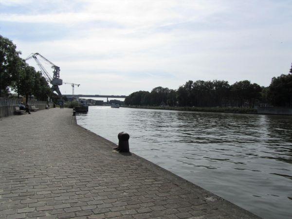 Waterbus Vilvoorde - Brussel - Vilvoorde 01