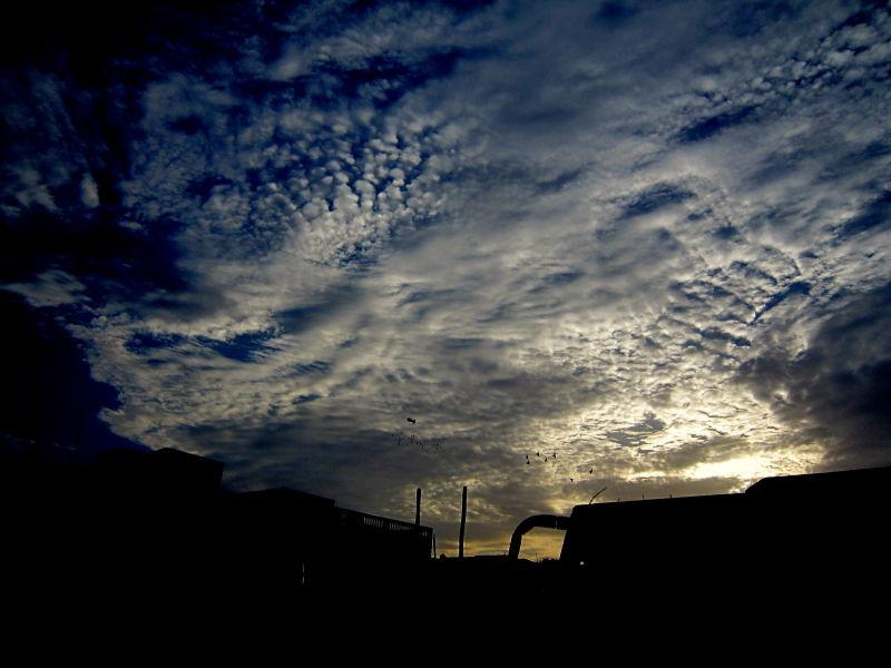 edited sky!