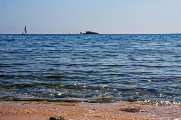 Formigues islands.