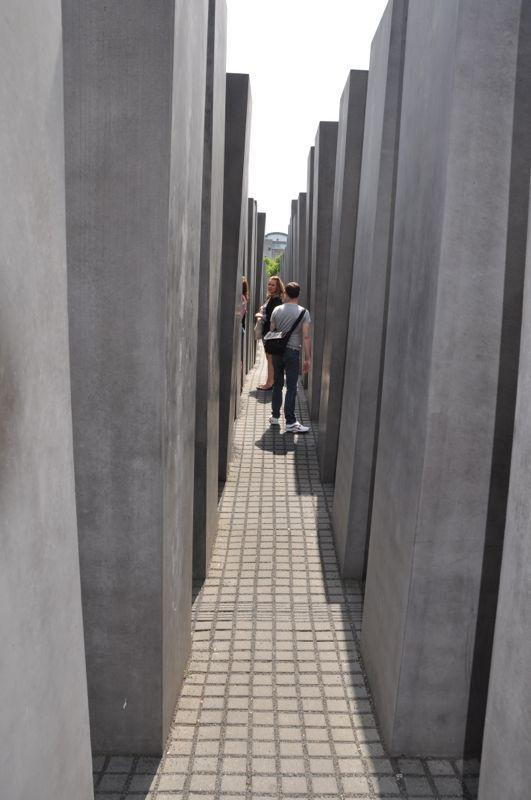 Jewish Monument - Berlin