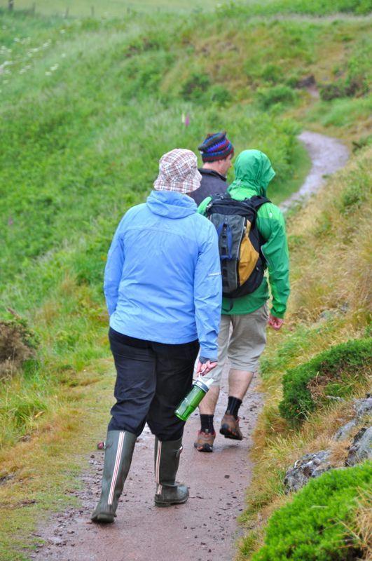 Scottish Walking