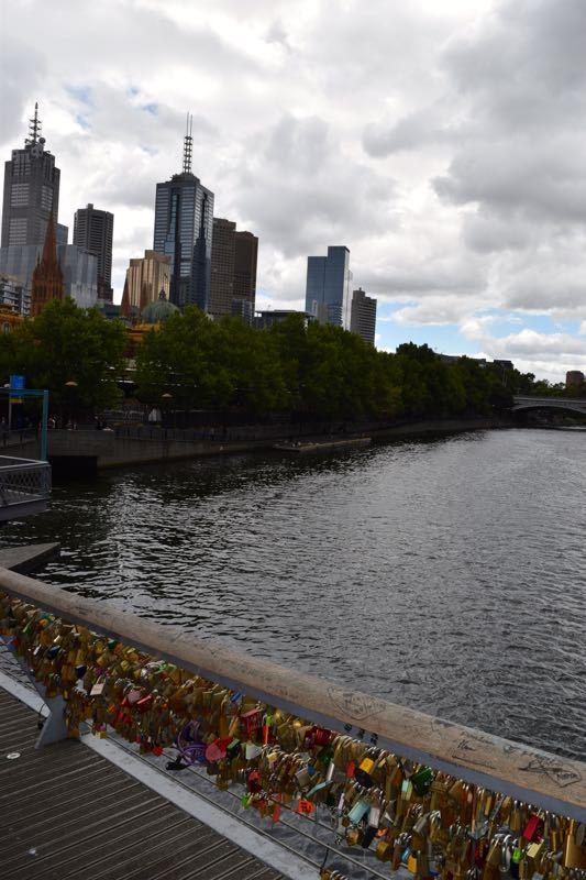 Melbourne Lock Down