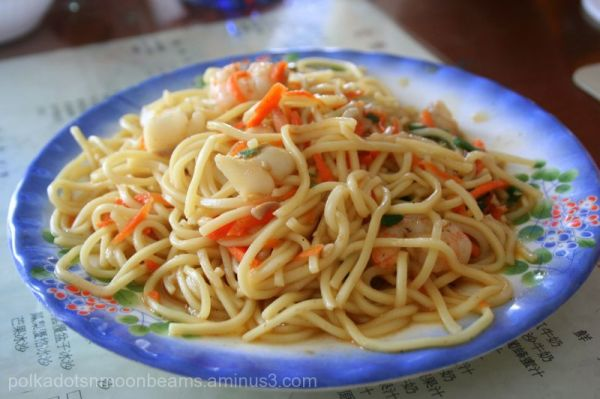 seafood noodles food taiwanese asian cuisine islan