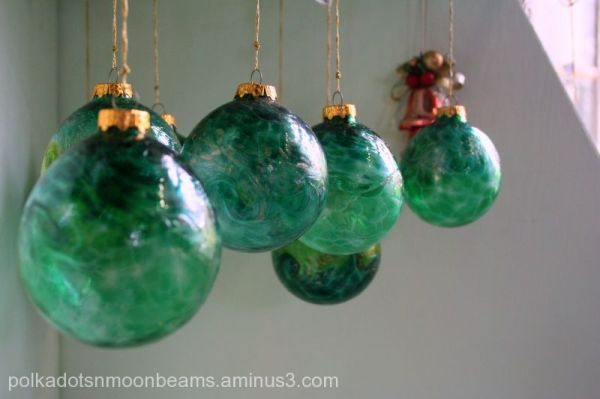 ornaments glass handmade Bermuda island summer