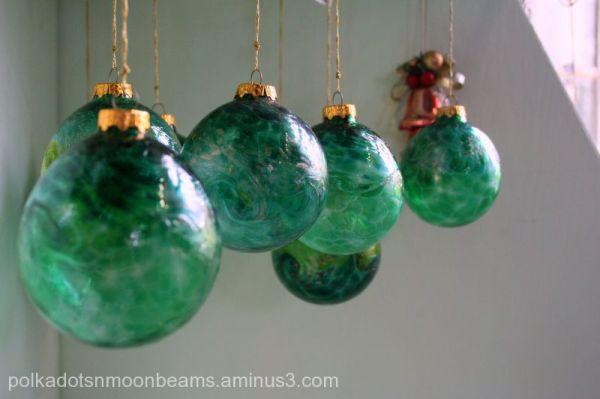 ornaments glass handmade Bermuda island summer