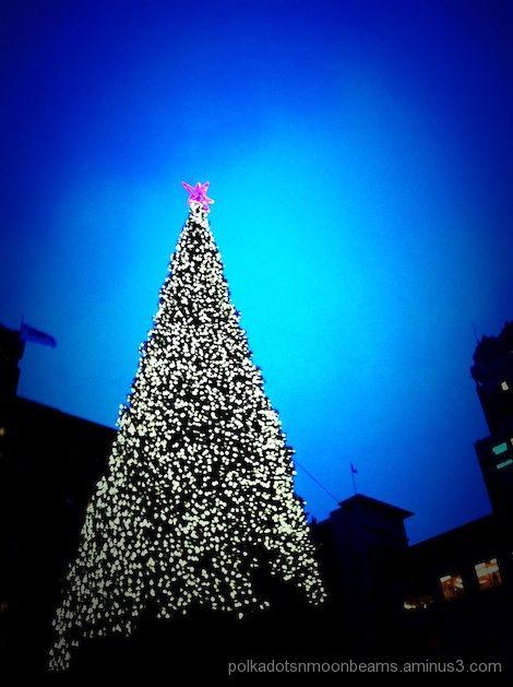 lomo christmas tree