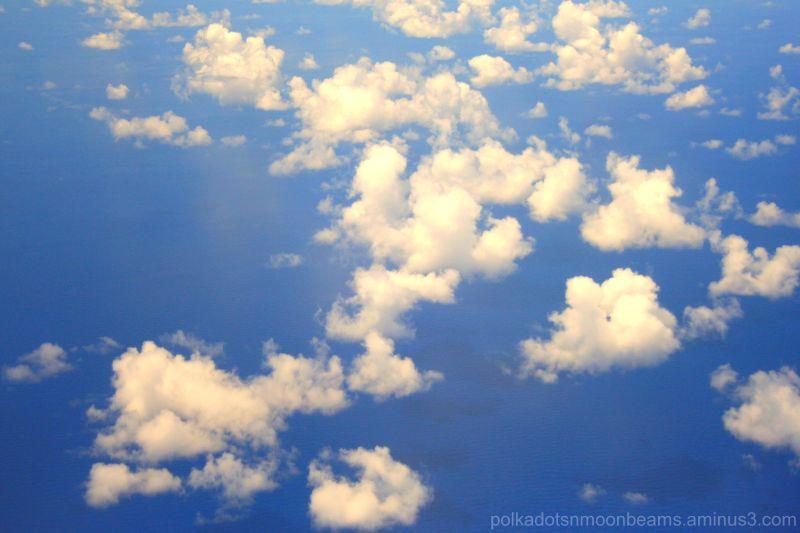 sky clouds infinity Bermuda