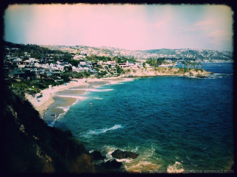 beach california ocean