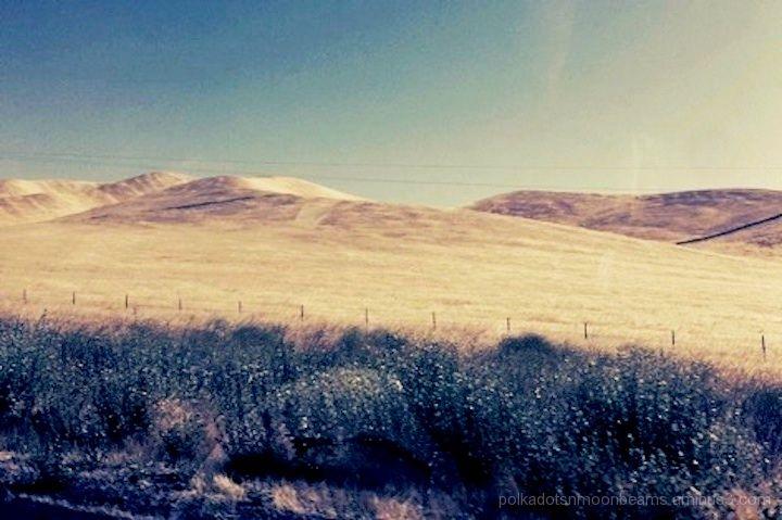 hills california