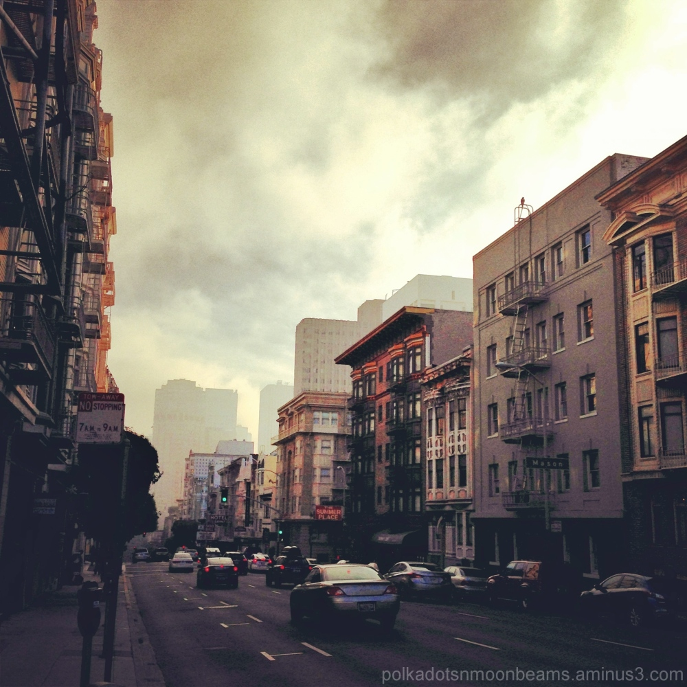 san francisco, street, apartments