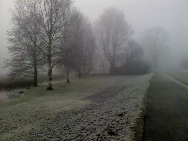 Cold and mystical