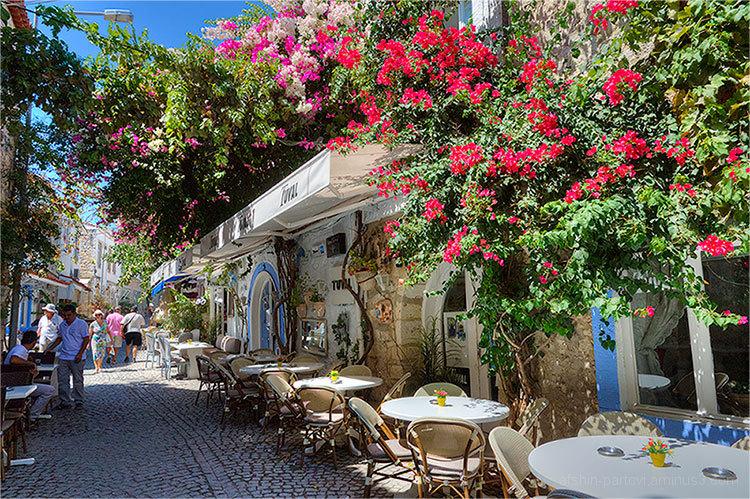 Alachati, Rosette, Restaurant, Mediterranean allay