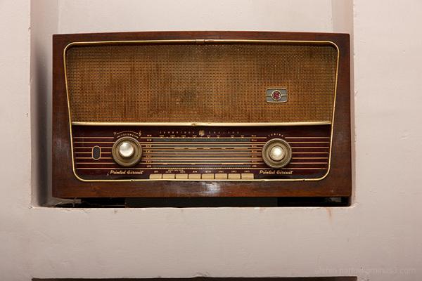 Anarak boutique hotel, Inn, Radio