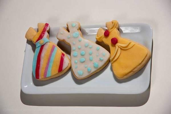 Cookies, Dress, decoration, Bell