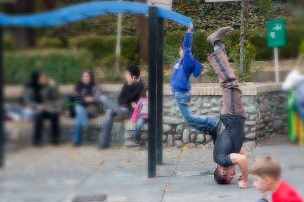 Street, Kids play ground, Saee Park, Infatuation