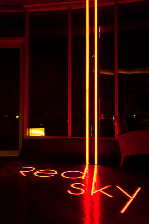 Red Sky, Hotel