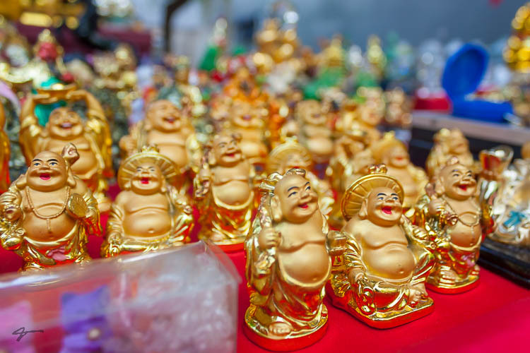 Be Happy, Buda