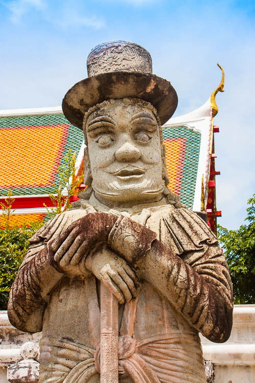 Statue, Bangkok