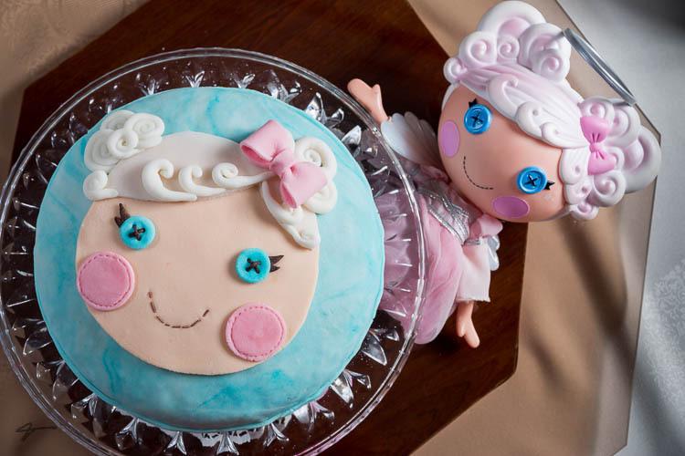 Lalaloopsy, Birthday, Cake