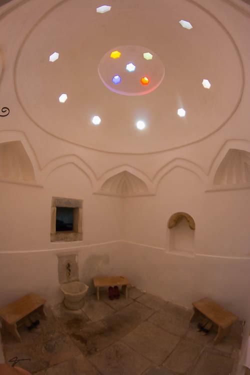 Bathroom, Dacha, Mahmad Ali Agha, Mansion