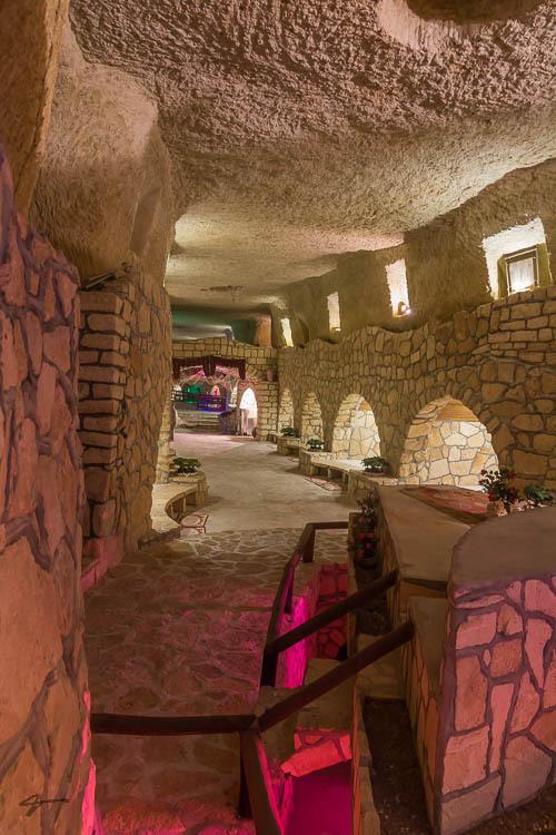 Kish, Kariz, Cave, Tunel, Island