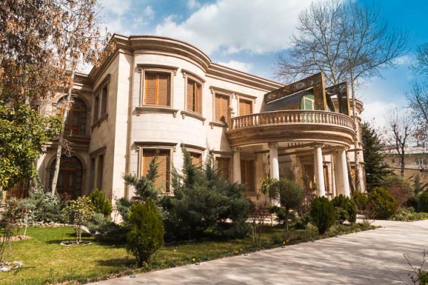 Music, museum , Tehran, Tajrish