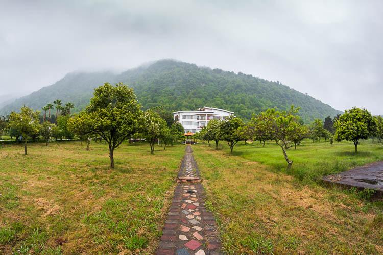 Nowshahr, Fog, Samand complex, Vacation, Hirkani f