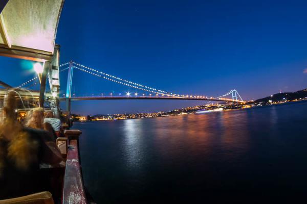 Bosphorus bridge, Istanbule, Turkey