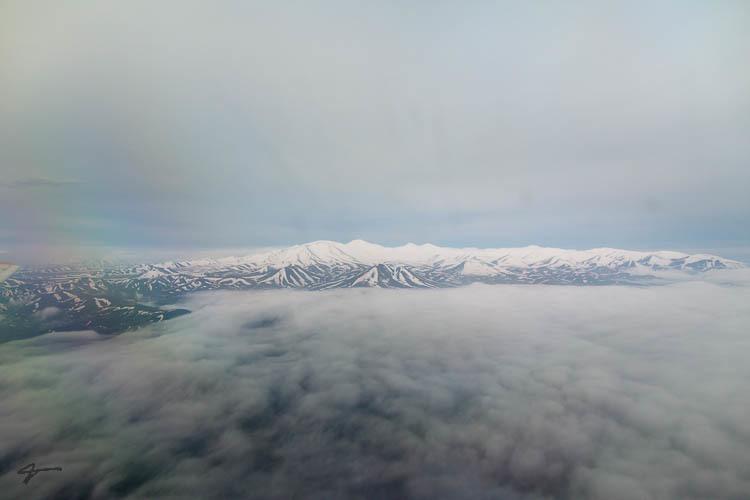Sahand mountain, Azarbayjan