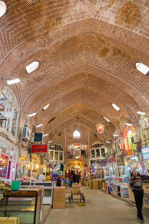 Tabriz, Bazaar, Saray Dodari, 2018