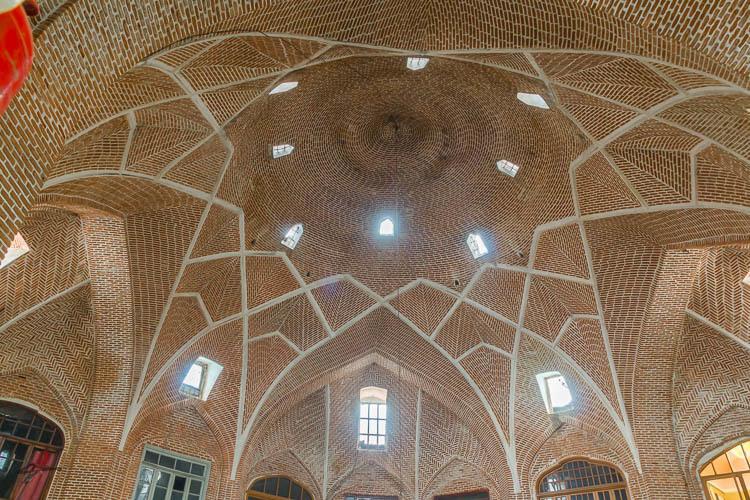 Tabriz, Bazaar,  2018