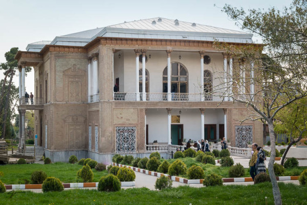 Taymourtash building, Tehran, War Museum