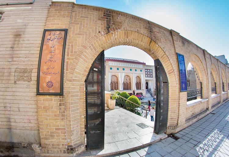 Kazemi Building, Old Tehran museum, Yahya sherin