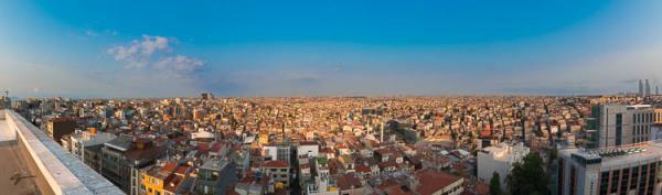 Istanbul, Constantinople, panorama